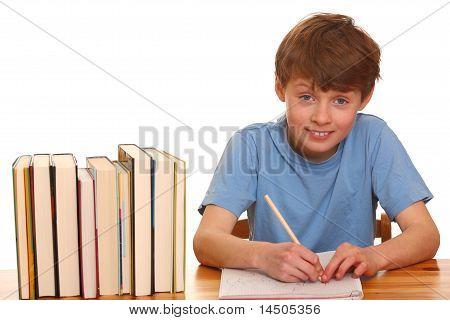 Estudio de niño