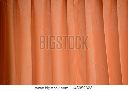 brown curtain or drapery texture for background