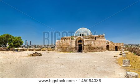 Umayyad Palace at the Amman Citadel - Jordan
