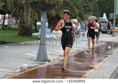 Istanbul Triathlon 2016