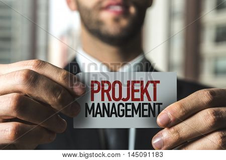Project Management (in German)