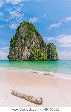Laem Phra Nang Beach, Krabi, Thailand, Asia