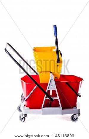 Professional Mop Bucket