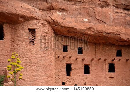 Manitou Cliff Dwellings in Colorado Springs