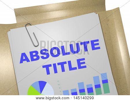 Absolute Title Concept