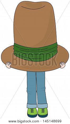 Keep Under One's Hat
