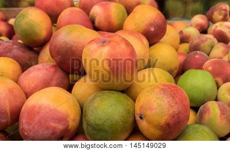 New mango for sale at city market