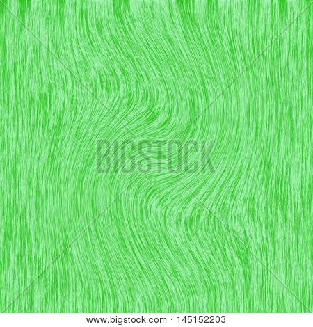 an images of Green wood Background distort twirl effect