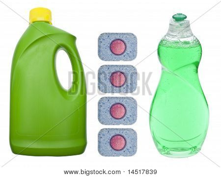 Cleaning Soaps For Washing Dishes