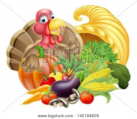 Thanksgiving Concept