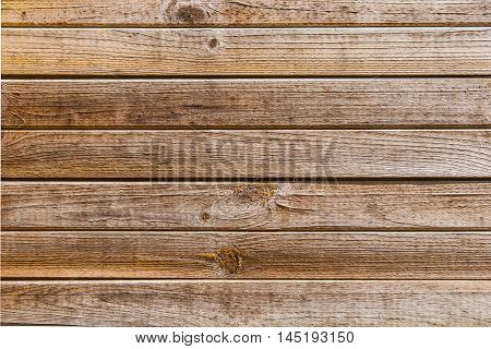 Wooden board background horizontal, part, close-up, dent