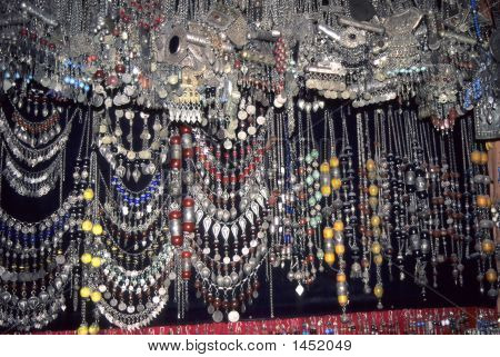 Ethnic Silver Jewelry