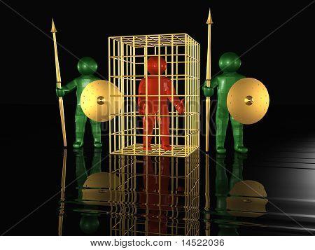 Imprison