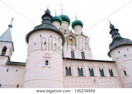 Church of the Rostov Kremlin, Yaroslavl Region, Rostov