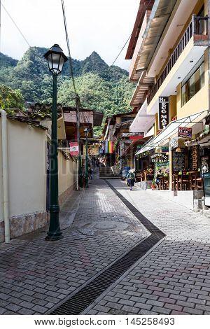 City Of Machu Pichu
