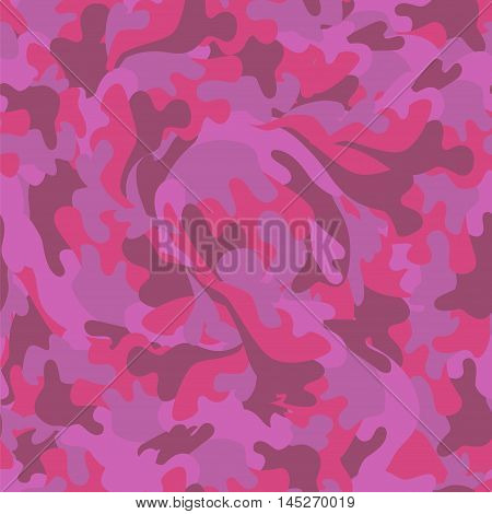 Flowing Fluid Seamless Pattern