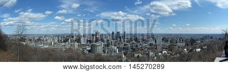 Town Cityscape Skyline Landscape Panorama