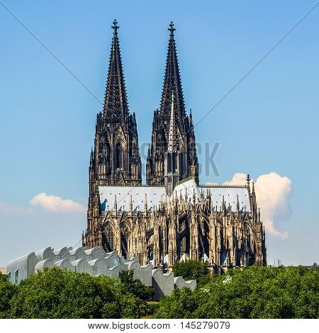 Koeln Dom Hdr