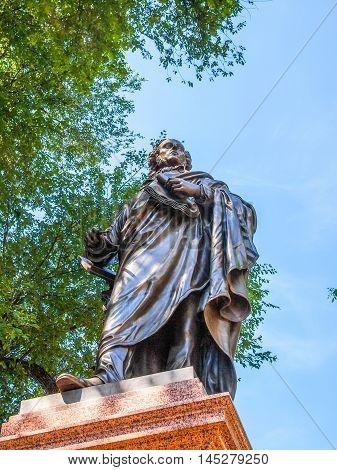 Mendelssohn Denkmal Leipzig Hdr