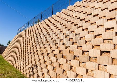 Wall Retaining Blocks