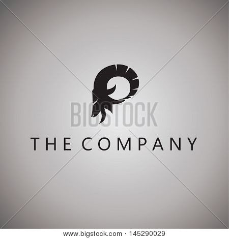 ram logo  ideas design vector illustration on background