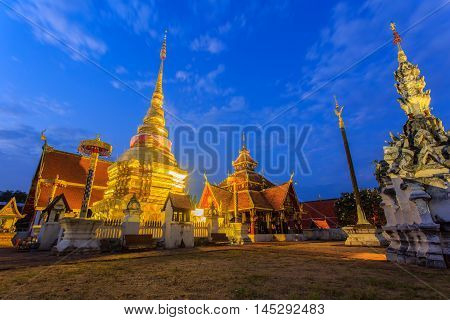 Pongsanuk TempleLampang Thailand. Asia-Pacific Heritage Award for Cultural Heritage Conservation from UNESCO