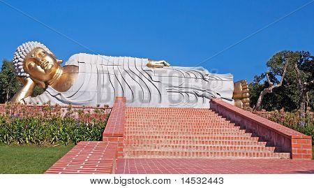 Buddha Lying Down