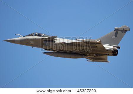 France Rafale Plane