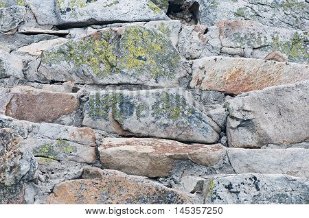 Background of stone, texture of stone. Abstract background. Natural stone.