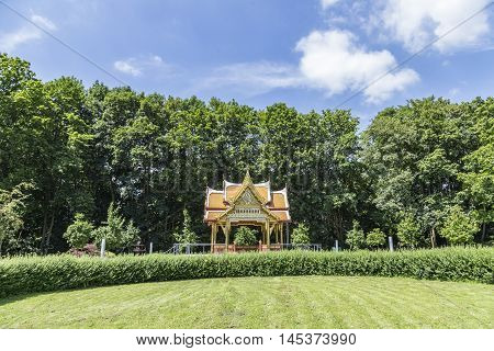Thai Sala Temple In Bad Homburg