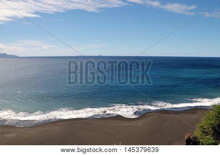Black Sand Beach Galore