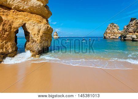 Group Of Rock Formations (portugal).