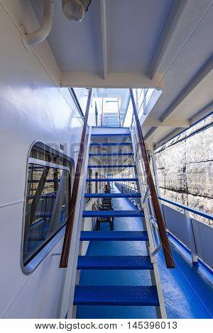 Ship Passes Gateways