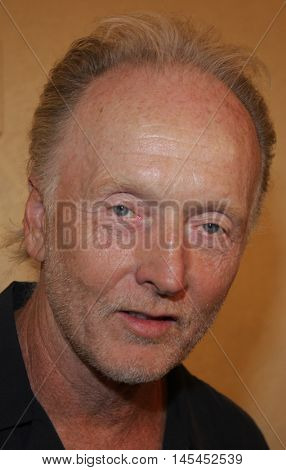 Tobin Bell at the Los Angeles premiere of 'Waiting' held at the Mann Bruin Theater in Westwood, USA on September 29, 2005.