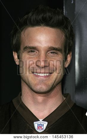 Eddie McClintock at the World premiere of 'Amityville Horror' held at the Arclight Cinerama Dome in Hollywood, USA on April 7, 2005.