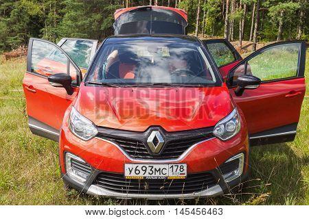 Renault Kaptur Front View