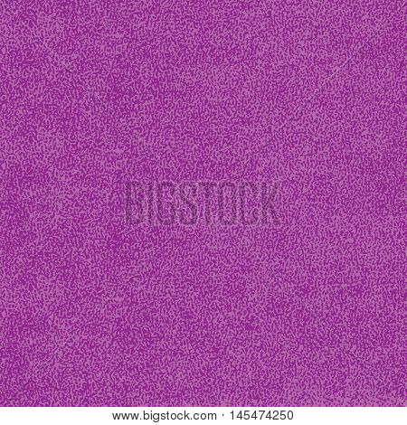 Purple texture with effect paint. Empty surface background with space for text or sign. Quickly easy repaint it in any color. Template in square format. Vector illustration swatch in 8 eps