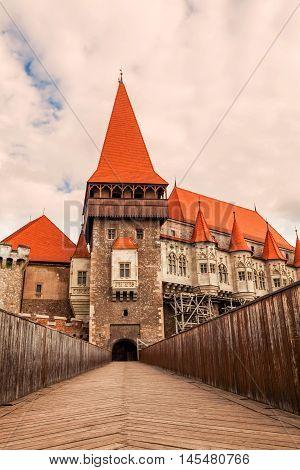 Corvin Castle A Spectacular Medieval Castle In Transylvania Hunedoara Romania
