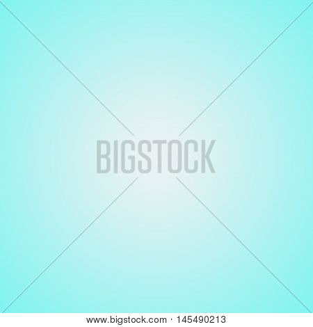 Light blue gradient abstract background / blue background / blank trade show booth for designers. Background empty room with space for your text and picture.