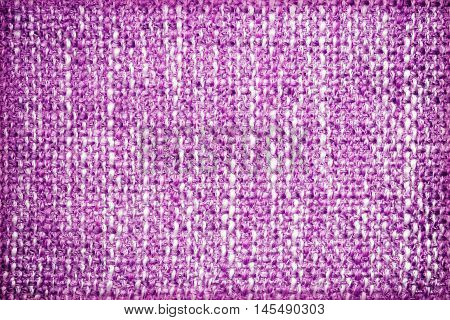 natural cotton texture for the background . purple