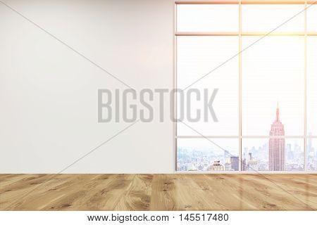 Office Corridor Interior