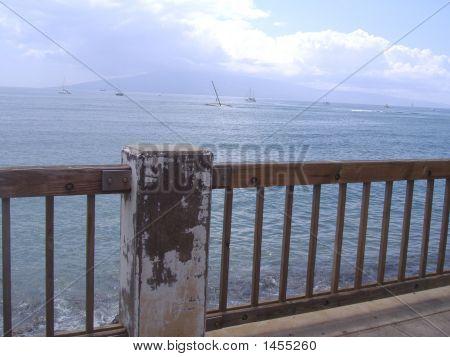 Lahaina Beachwalk 1