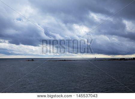Baltic Sea, Gulf Of Finland