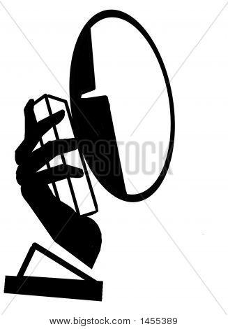 Charla de teléfono