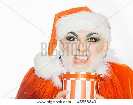 Wicked Santa Claus
