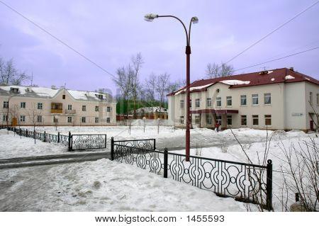 Musical School Yard