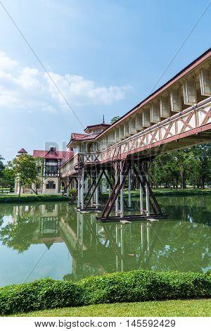 Chali Mongkol Asana Located In Sanamchan Palace, Thailand