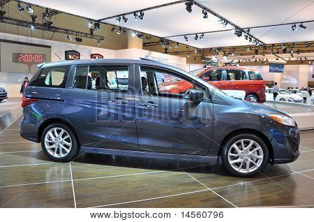Mazda Exhibit