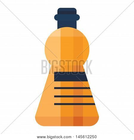 Sports water bottle vector illustration. Sports water bottle drink isolated, sports water bottle. Sports water fitness equipment health container. Bicycle plastic sport bottle for water.
