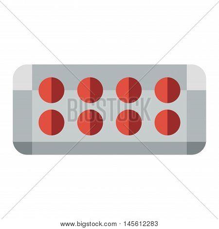 Tablets pills medicine medical on white background. Tablet pills medical drug pharmacy care and tablet pills antibiotic pharmaceutical. Healthy vitamin tablet pills and prescription tablet pills.